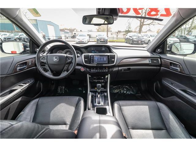 2017 Honda Accord Touring (Stk: U19192) in Welland - Image 13 of 24