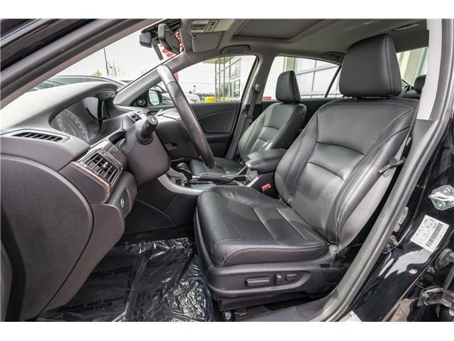 2017 Honda Accord Touring (Stk: U19192) in Welland - Image 15 of 24