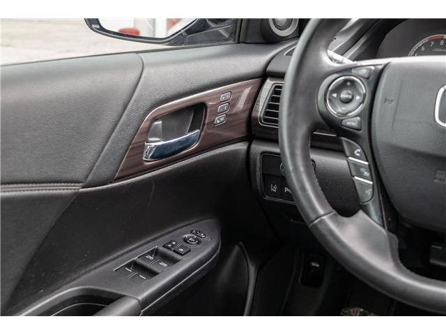 2017 Honda Accord Touring (Stk: U19192) in Welland - Image 16 of 24