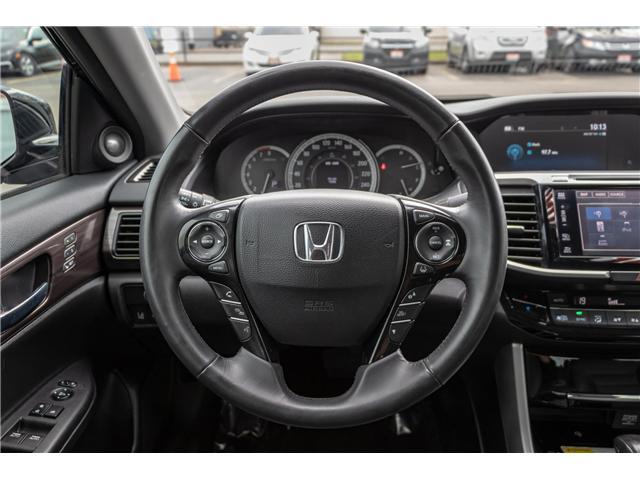 2017 Honda Accord Touring (Stk: U19192) in Welland - Image 18 of 24