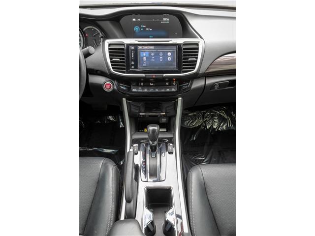 2017 Honda Accord Touring (Stk: U19192) in Welland - Image 19 of 24