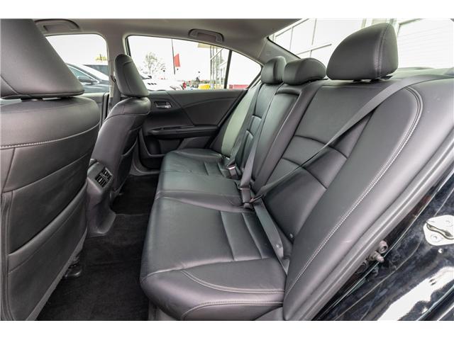 2017 Honda Accord Touring (Stk: U19192) in Welland - Image 23 of 24