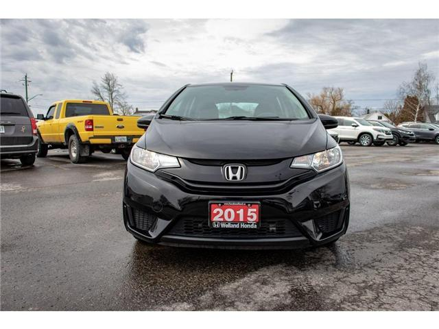 2015 Honda Fit LX (Stk: U19095A) in Welland - Image 8 of 23