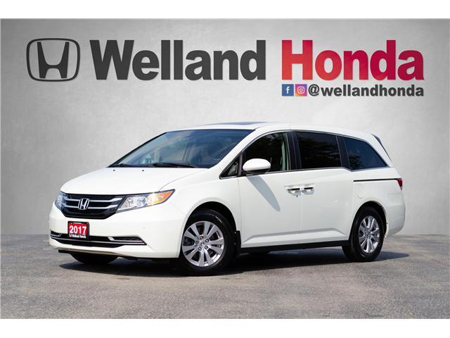 2017 Honda Odyssey EX-L (Stk: U6603) in Welland - Image 1 of 30
