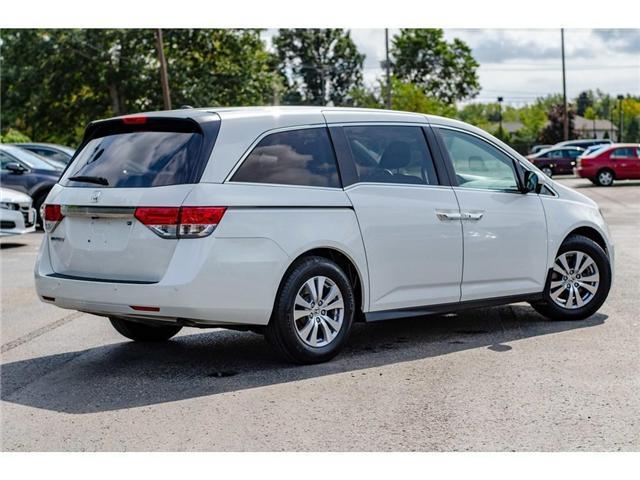 2017 Honda Odyssey EX-L (Stk: U6603) in Welland - Image 2 of 30
