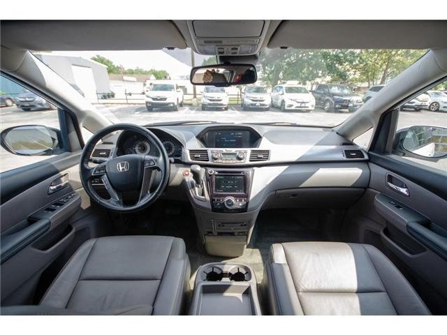 2017 Honda Odyssey EX-L (Stk: U6603) in Welland - Image 4 of 30