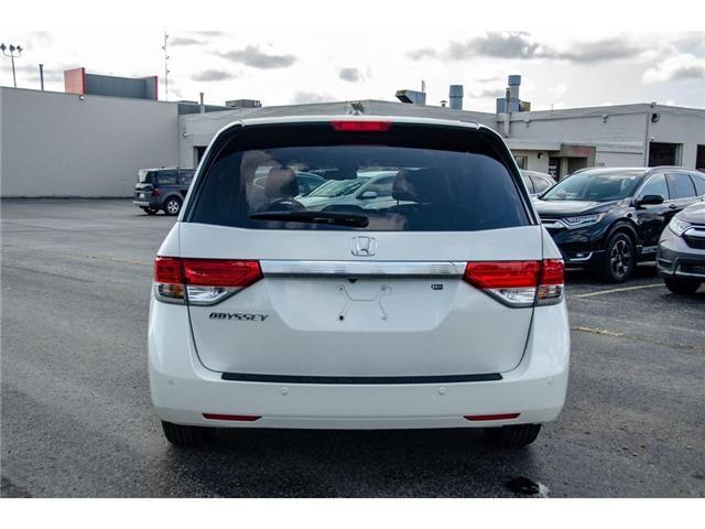 2017 Honda Odyssey EX-L (Stk: U6603) in Welland - Image 7 of 30