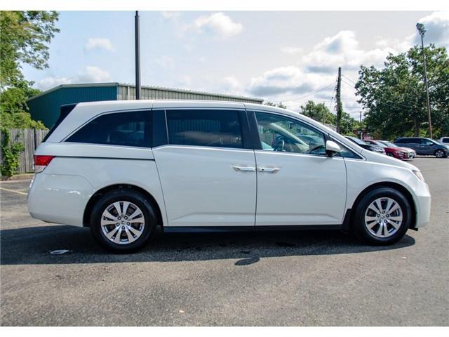 2017 Honda Odyssey EX-L (Stk: U6603) in Welland - Image 9 of 30