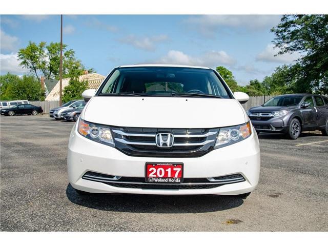 2017 Honda Odyssey EX-L (Stk: U6603) in Welland - Image 11 of 30