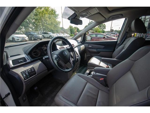 2017 Honda Odyssey EX-L (Stk: U6603) in Welland - Image 15 of 30