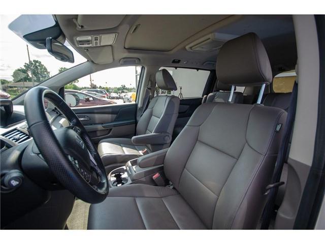2017 Honda Odyssey EX-L (Stk: U6603) in Welland - Image 16 of 30