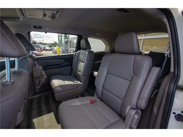2017 Honda Odyssey EX-L (Stk: U6603) in Welland - Image 17 of 30