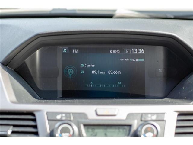 2017 Honda Odyssey EX-L (Stk: U6603) in Welland - Image 29 of 30