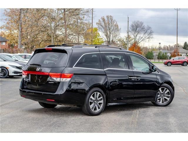 2015 Honda Odyssey Touring (Stk: U19019) in Welland - Image 2 of 30