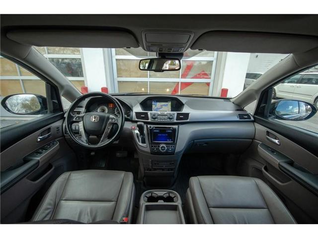 2015 Honda Odyssey Touring (Stk: U19019) in Welland - Image 4 of 30