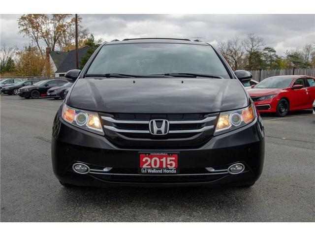 2015 Honda Odyssey Touring (Stk: U19019) in Welland - Image 12 of 30