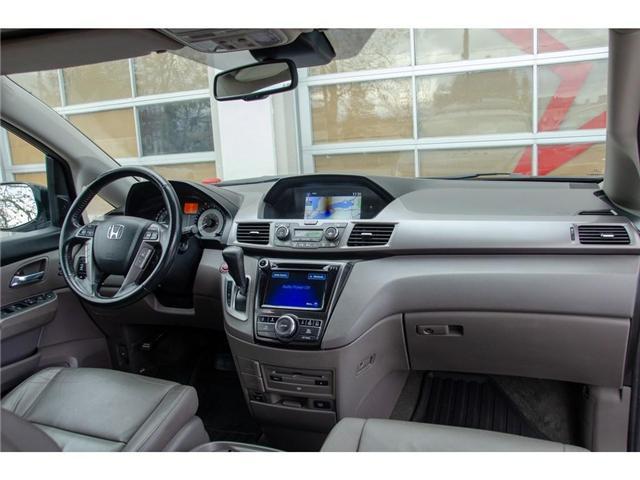 2015 Honda Odyssey Touring (Stk: U19019) in Welland - Image 15 of 30