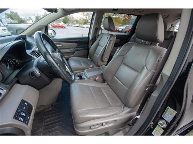 2015 Honda Odyssey Touring (Stk: U19019) in Welland - Image 18 of 30