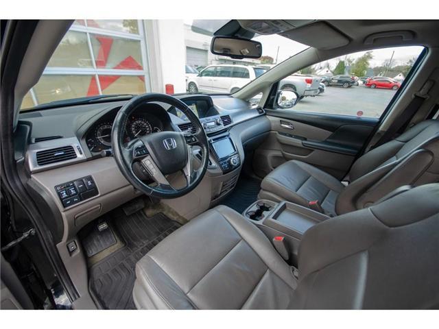 2015 Honda Odyssey Touring (Stk: U19019) in Welland - Image 19 of 30