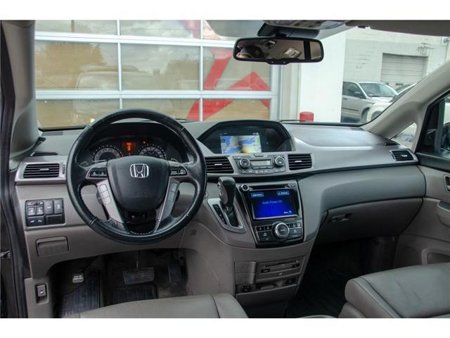 2015 Honda Odyssey Touring (Stk: U19019) in Welland - Image 23 of 30