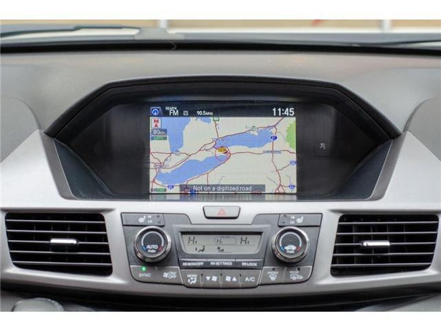 2015 Honda Odyssey Touring (Stk: U19019) in Welland - Image 26 of 30