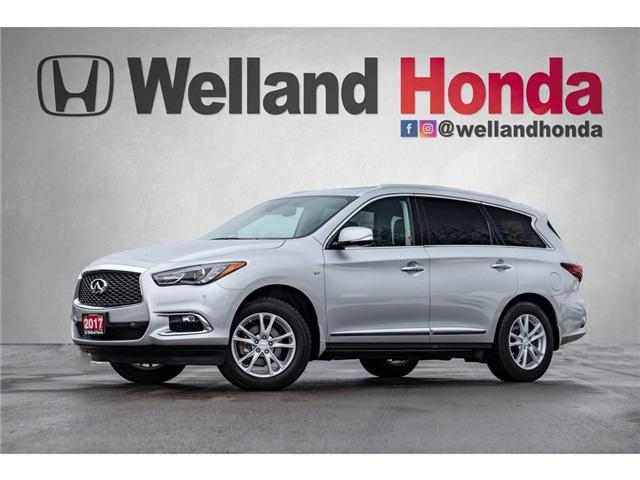 2017 Infiniti QX60 Base (Stk: U6622) in Welland - Image 1 of 30
