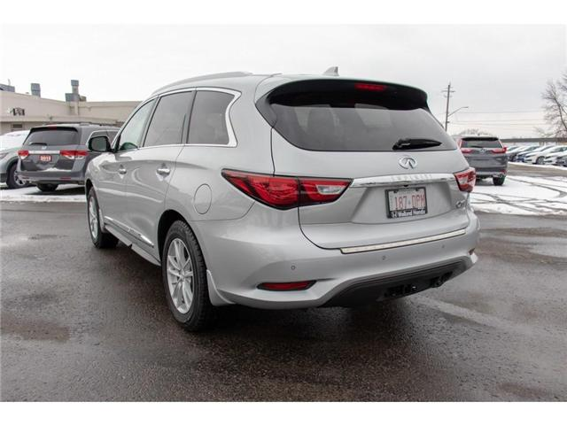 2017 Infiniti QX60 Base (Stk: U6622) in Welland - Image 3 of 30