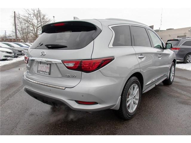 2017 Infiniti QX60 Base (Stk: U6622) in Welland - Image 6 of 30