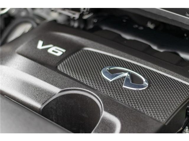 2017 Infiniti QX60 Base (Stk: U6622) in Welland - Image 13 of 30