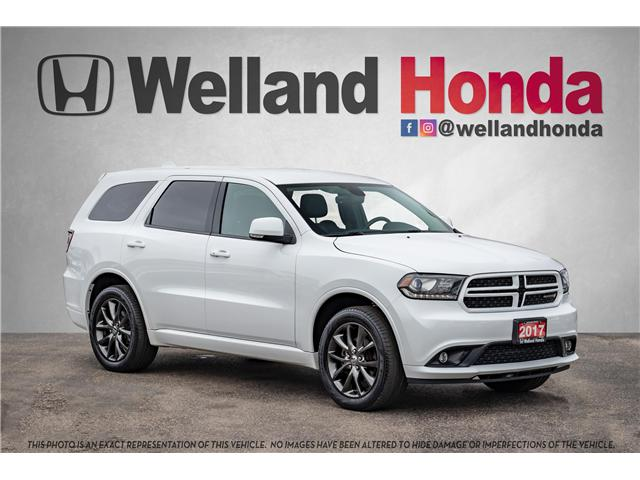 2017 Dodge Durango GT (Stk: U6652A) in Welland - Image 1 of 25