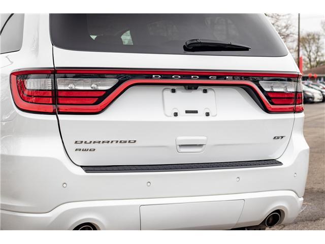 2017 Dodge Durango GT (Stk: U6652A) in Welland - Image 11 of 25