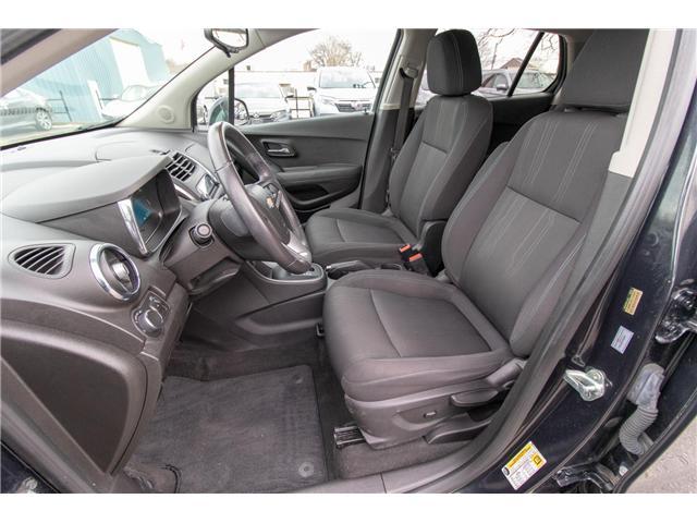 2014 Chevrolet Trax 1LT (Stk: U6641) in Welland - Image 16 of 28