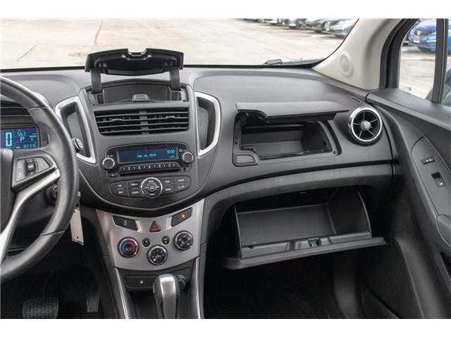 2014 Chevrolet Trax 1LT (Stk: U6641) in Welland - Image 25 of 28