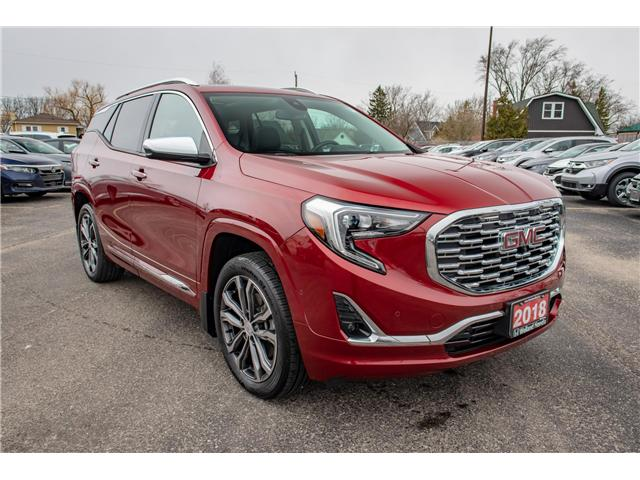 2018 GMC Terrain Denali (Stk: U19181) in Welland - Image 6 of 30
