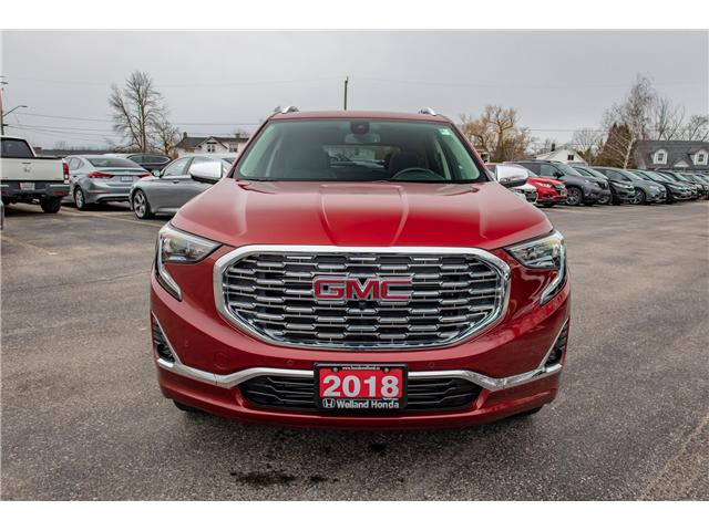 2018 GMC Terrain Denali (Stk: U19181) in Welland - Image 7 of 30