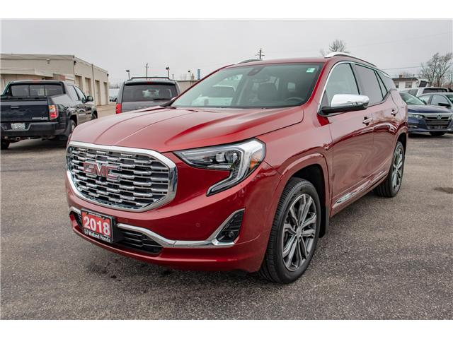 2018 GMC Terrain Denali (Stk: U19181) in Welland - Image 8 of 30