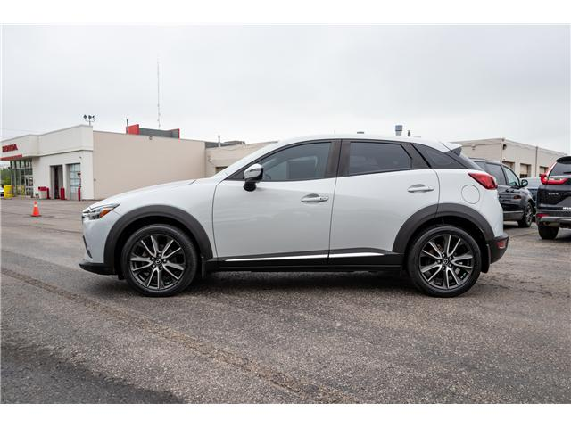2016 Mazda CX-3 GT (Stk: U6673) in Welland - Image 9 of 28