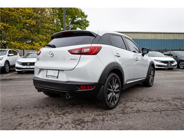 2016 Mazda CX-3 GT (Stk: U6673) in Welland - Image 4 of 28