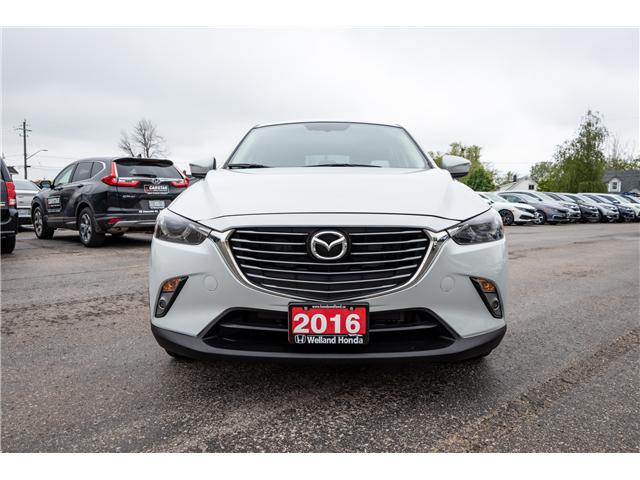 2016 Mazda CX-3 GT (Stk: U6673) in Welland - Image 7 of 28