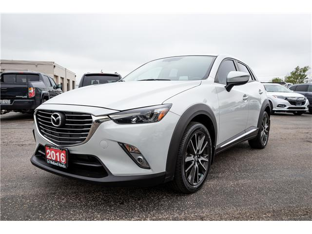 2016 Mazda CX-3 GT (Stk: U6673) in Welland - Image 8 of 28
