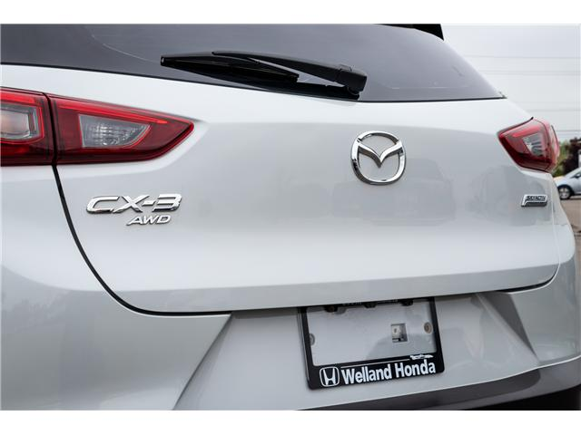 2016 Mazda CX-3 GT (Stk: U6673) in Welland - Image 11 of 28