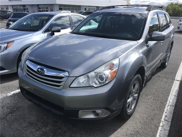 2011 Subaru Outback 3.6 R Limited Package (Stk: S19446A) in Newmarket - Image 1 of 1