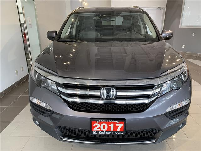 2017 Honda Pilot Touring (Stk: 16184A) in North York - Image 2 of 21