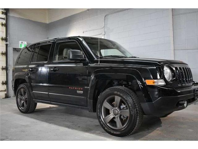2017 Jeep Patriot SPORT 4X4 - HEATED SEATS * LEATHER * SUNROOF (Stk: B4064) in Cornwall - Image 2 of 29