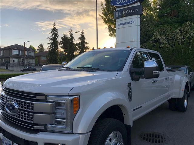 2019 Ford F-450 Platinum (Stk: 196269) in Vancouver - Image 1 of 5