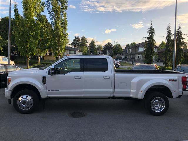 2019 Ford F-450 Platinum (Stk: 196269) in Vancouver - Image 2 of 5