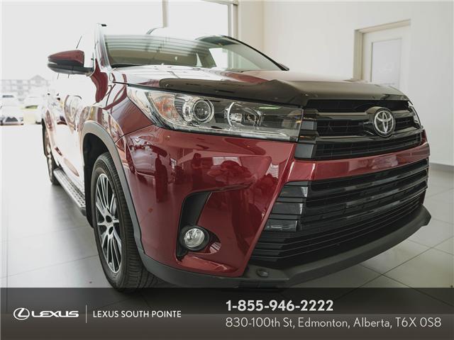 2017 Toyota Highlander XLE (Stk: L900315A) in Edmonton - Image 1 of 21