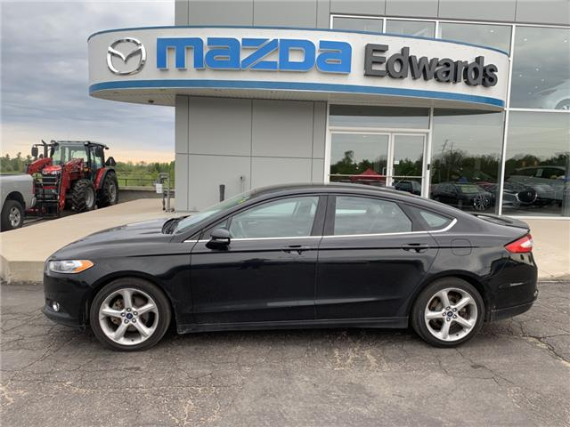 2015 Ford Fusion SE (Stk: 21822) in Pembroke - Image 1 of 9