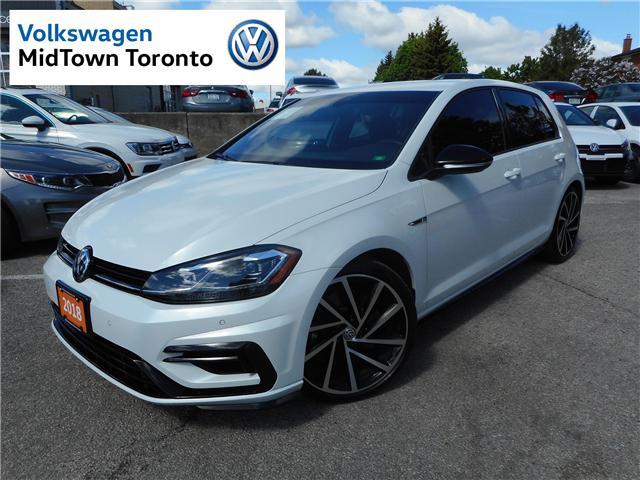 2018 Volkswagen Golf R 2.0 TSI (Stk: P7268) in Toronto - Image 1 of 30