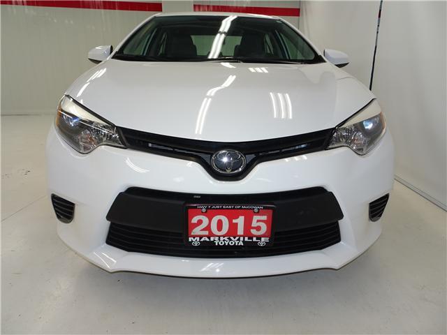 2015 Toyota Corolla LE (Stk: 36275U) in Markham - Image 2 of 22
